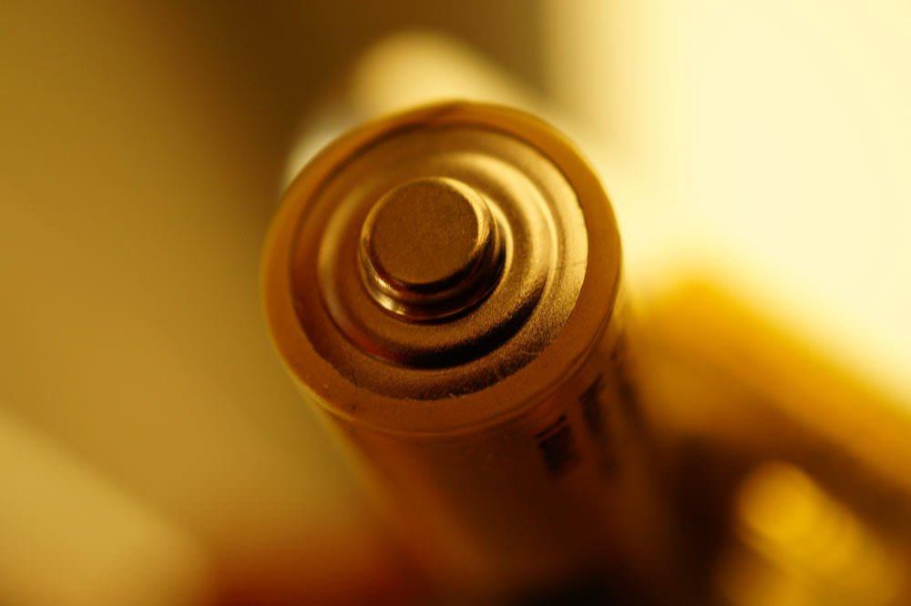 Korrektes Recycling von Batterien