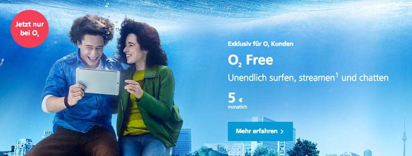 o2 Free für Bestandskunden: So aktivierst Du Die o2 Free Option für 5 Euro
