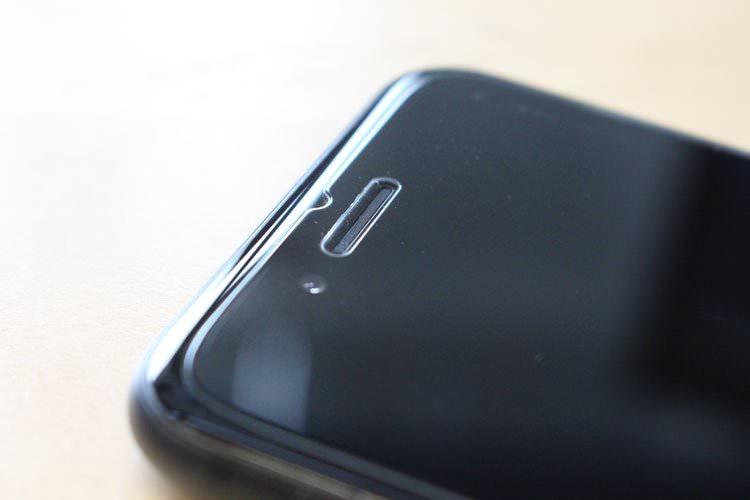 Schutzfolie beim Smartphone anbringen