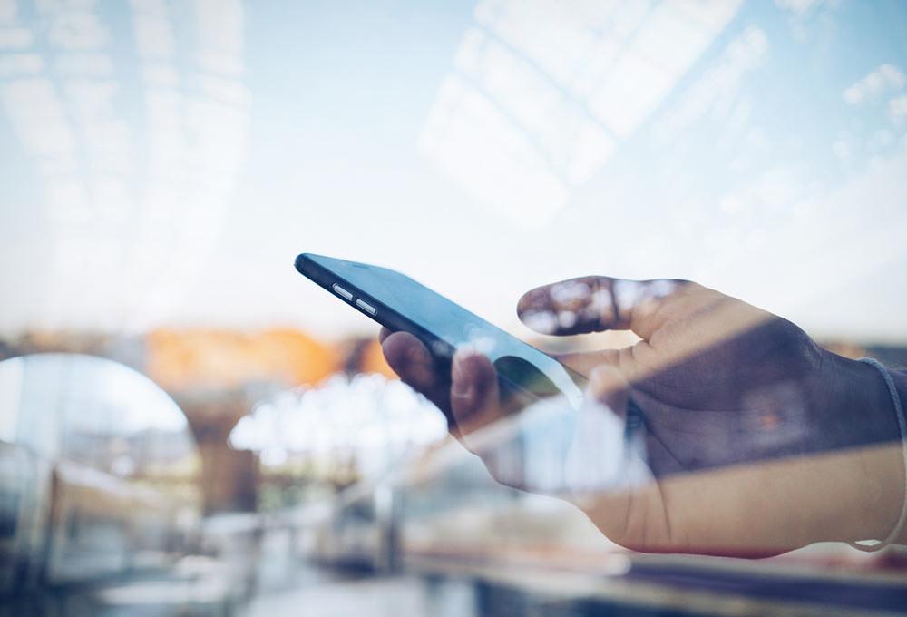 Nutzungsverhalten bei Smartphones