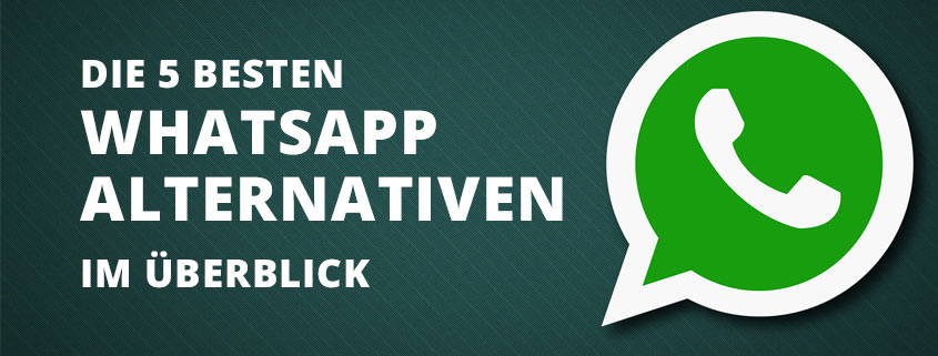 5 WhatsApp-Alternativen: Was können Threema, Telegram, Wire & Co.?