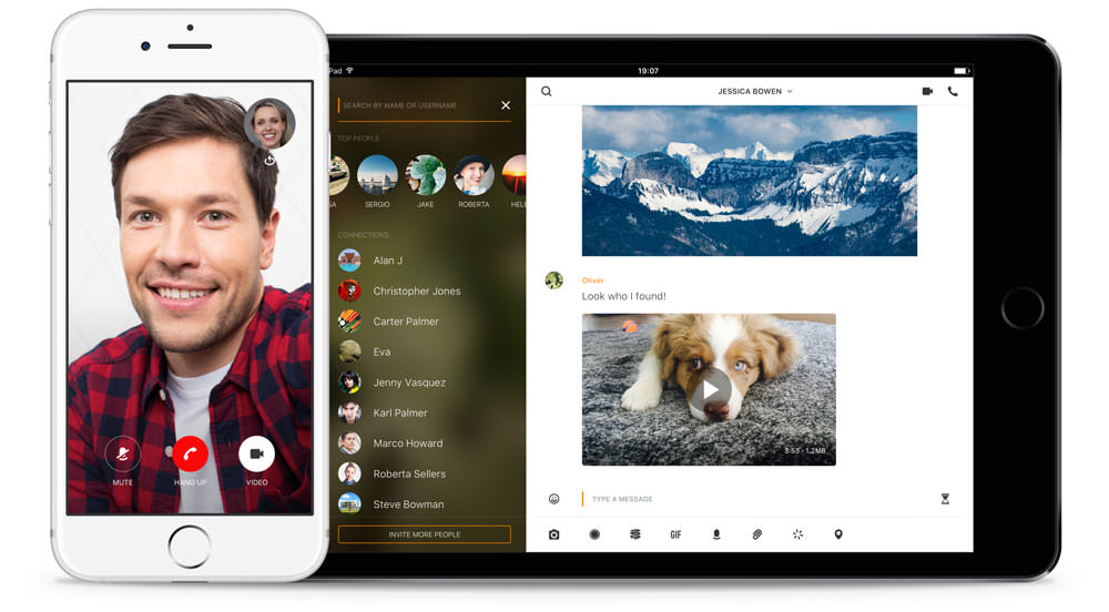 Wire Messenger als WhatsApp-Alternative