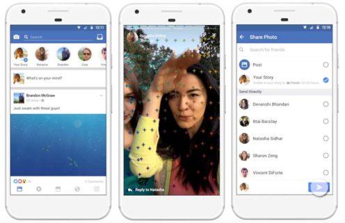 Facebook Stories: Alles nur eine Kopie von Snapchat?!