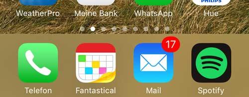 iPhone Nummer blockieren