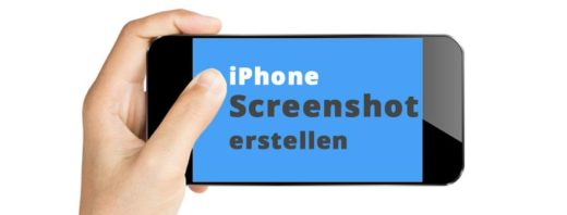 iPhone Screenshot erstellen