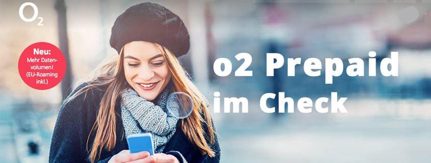 o2 Prepaid Tarife & o2 Freikarte: Infos, Kosten und Erfahrungen
