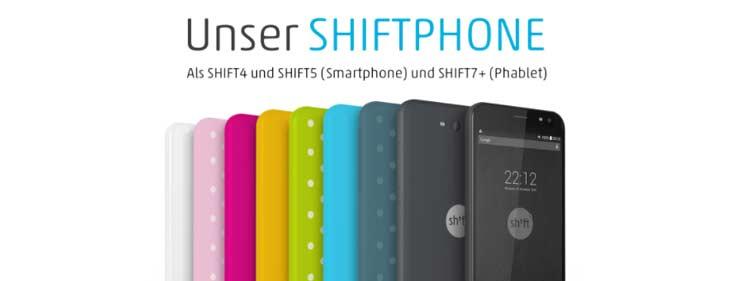 Shiftphone