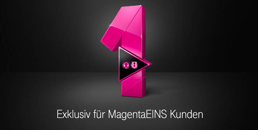 Telekom StreamOn Option exklusiv für MagentaEINS Kunden