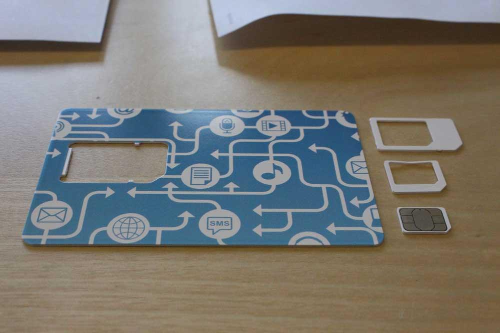 hellomobil SIM-Karte