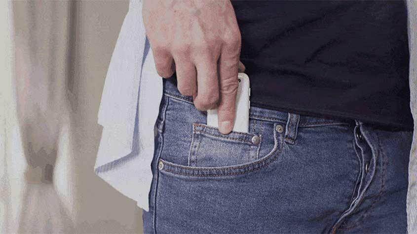 Jelly kleines Smartphone