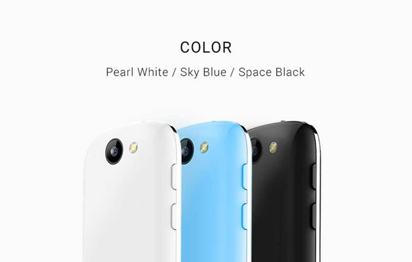 Jelly Smartphone Farben