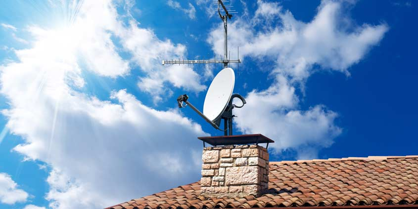 HD TV über Satellit