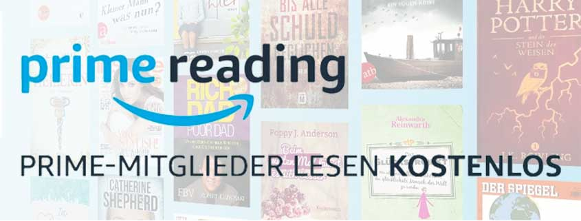 Amazon Prime Reading: Spiegel, Stern und Focus wirklich kostenlos über Amazon?