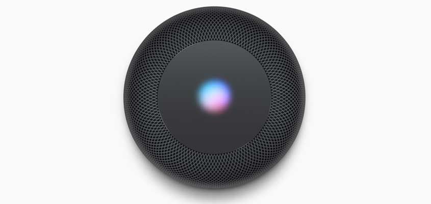 Apple HomePod Siri