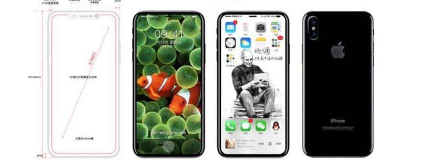 iPhone 8 Gesichtserkennung