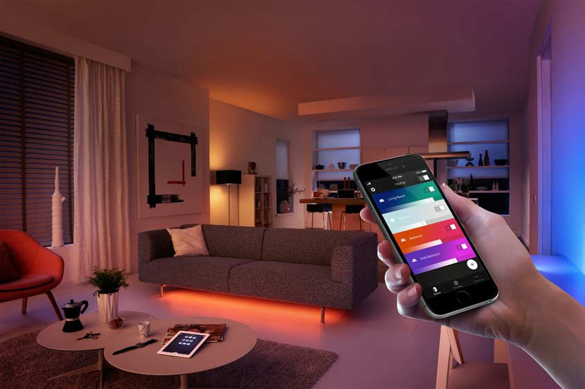 Lichtsteuerung für's Smartphone: Philips Hue, Osram Lightify & Alternativen