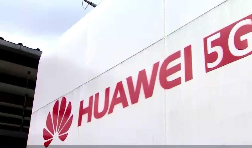 Huawei 5G Handy