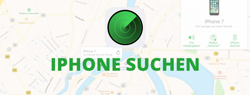 iPhone suchen & orten