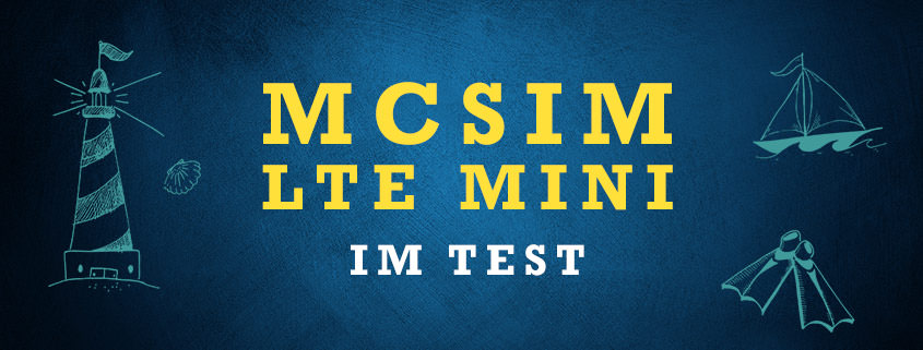 McSIM LTE Mini Test