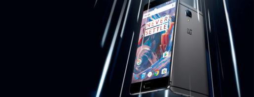OnePlus 3: Mehr Akkulaufzeit durch Update