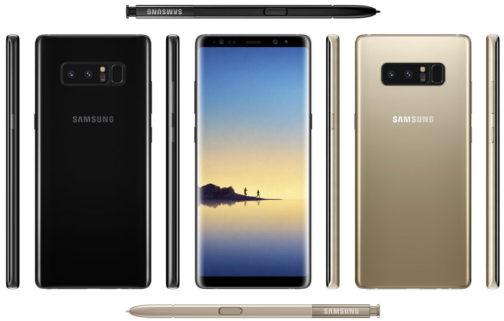 Samsung Galaxy Note 8 soll bisher beste Smartphonekamera erhalten
