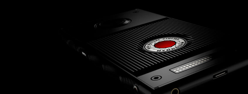RED Hydrogen One: Smartphone mit Hologramm-Display