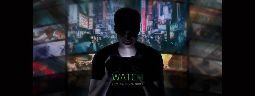 Razer Gamer Smartphone erscheint am 1. November 2017