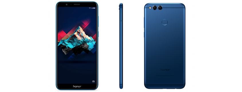 Honor 7X Smartphone
