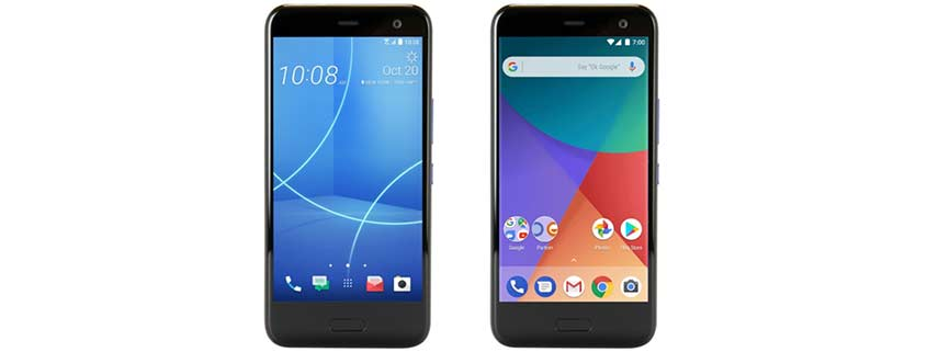 HTC U11 Android One Smartphone