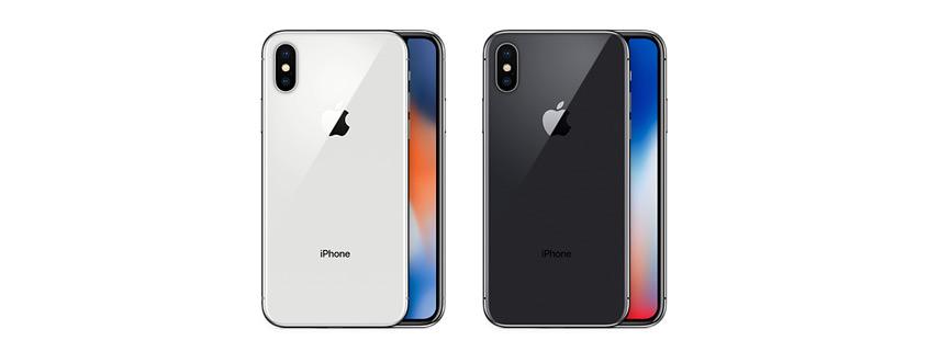 iPhone X (2017) ist zerbrechlich