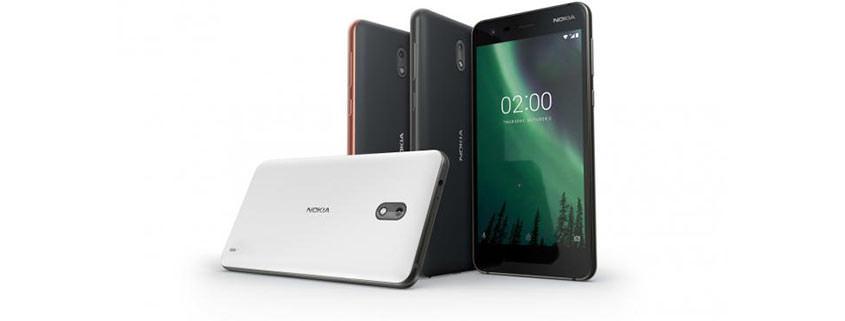 Nokia 2 Smartphone vorgestellt