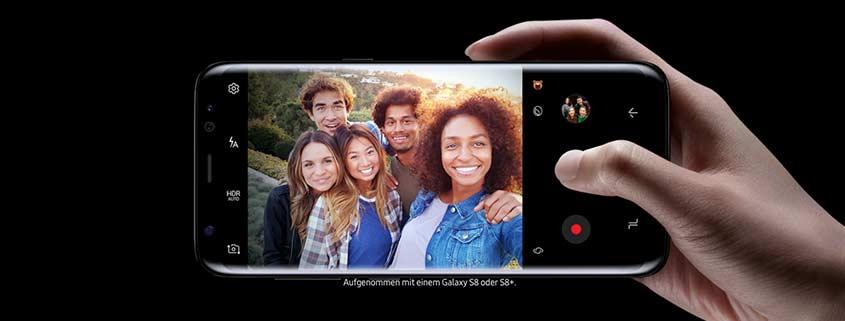 Samsung Galaxy S8: Die besten Tipps für die Kamera