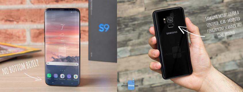 Samsung Galaxy S9: Erste Ausstattungsdetails bekannt