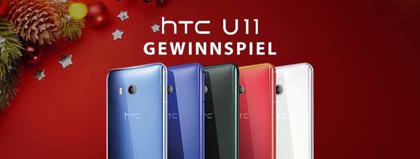 HTC U Smartphone Gewinnspiel