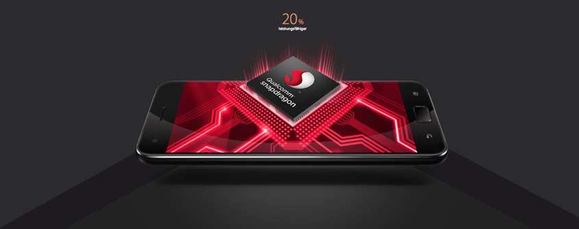 Das Asus Zenfone 4 Pro überzeugt nicht gerade durch Innovationen