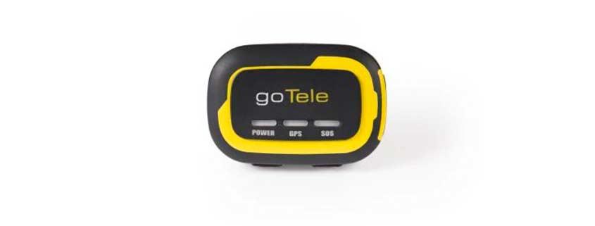 goTele Tracker: Crowdfunding-Gadget funktioniert auch ohne Empfang