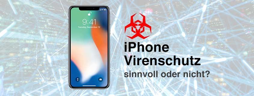 Antivirus für's iPhone: iPhone Virenschutz – sinnvoll oder nicht?
