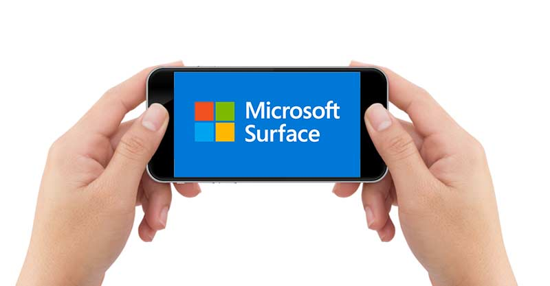 Neues Surface Phone: Microsoft-Patent für klappbare Displays
