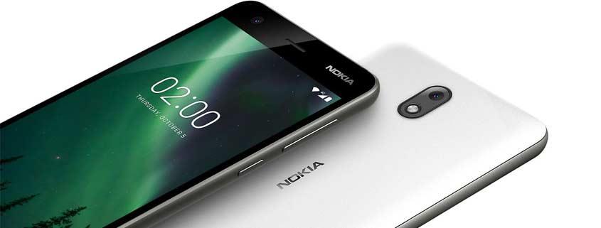 Einsteiger-Smartphone Nokia 2 auf deutschem Markt