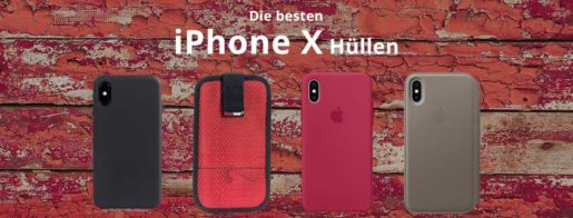 Die besten iPhone X Hüllen