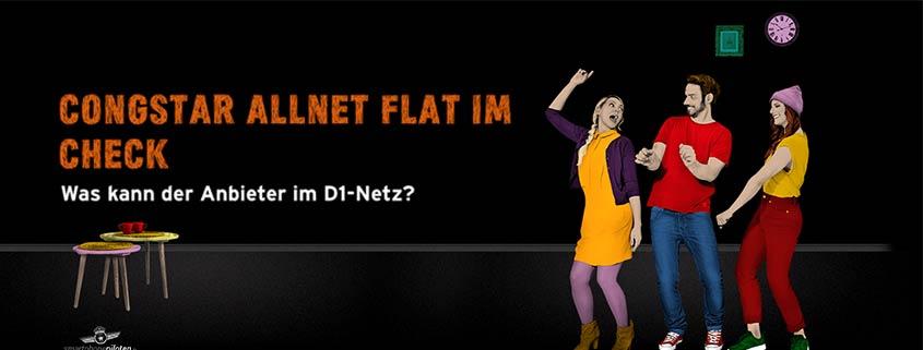 congstar Allnet Flat Test und Erfahrungsbericht