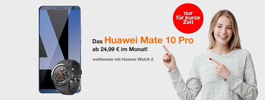 Huawei Mate 10 Pro Bundle