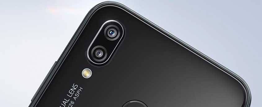 Huawei P20 lite + 3 GB Allnet Flat für 17,99€/mtl.