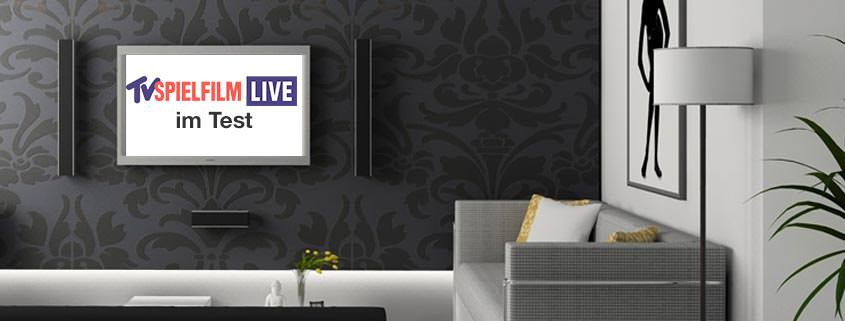 tv spielfilm live im test 2018 was kann der tv streaming dienst. Black Bedroom Furniture Sets. Home Design Ideas