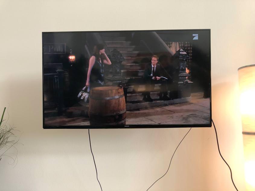 Online-TV auf den Chromecast streamen
