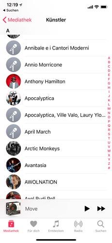 Smartphone aufräumen - Musik ausmisten