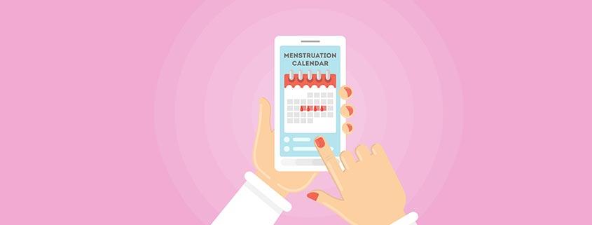 Verhütung per Smartphone App
