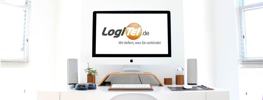LogiTel: Der Onlineshop für Smartphones und Tarife im Check