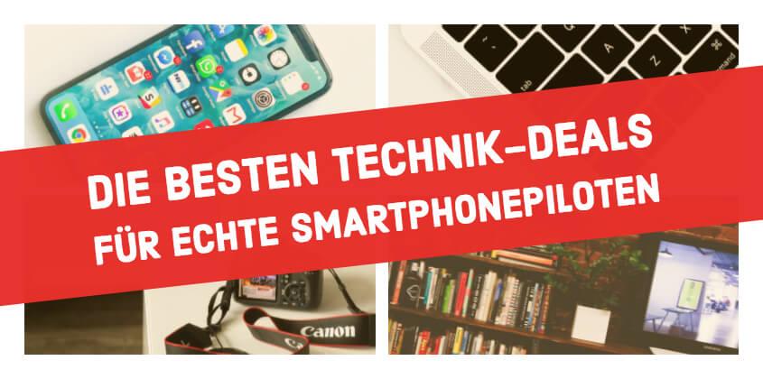 5 Hardware Deals für echte smartphonepiloten