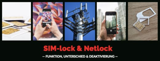 Simlock Netlock Unterschied